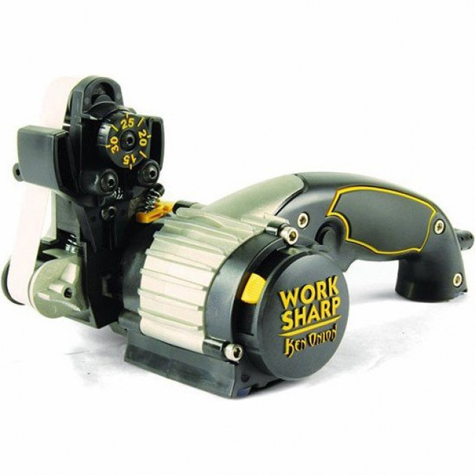 Точилка для ножей WORK SHARP KNIFE & TOOL SHARPENER KEN ONION EDITION ЭЛЕКТРИЧЕСКАЯ DR/WSKTS-KO-I